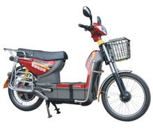 DISC brake ebike with pedals and heavy loading capacity for urban and rural area