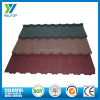 China stone coated cheap lightweight german roofing roof tile