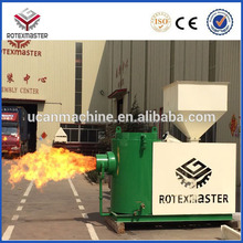 New Condition Smokeless Wood Pellet Burner /High Efficiency Biomass Burning Machine/CE approval wood pellet burning machine