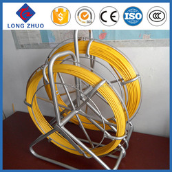 Fiberglass duct Rodder, pultrusion moulding, Resists Insect Damage, Flame