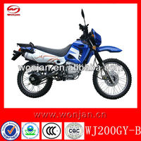 China 175cc cheap price dirt bikes factory (WJ175GY-B)