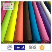 "TC 65/35 45*45 133*94 150cm"" dyed and white poplin italian cotton shirt fabric"