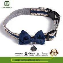 Luxury Quality Comfortable Natural Color Pet Products Rivets For Dog Collar