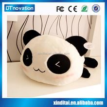Soft music box panda doll for girls gift plush toys