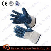 Heavy Duty Industrial Nitrile Coated Working Gloves