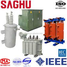 SAGHU 200 kva for transformer rectifier unit