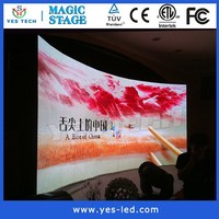 CE/FCC Large Led Screen Backdrop Stage Design With Competitive Price