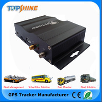 Vehicle GPS Tracker With RFID Fuel Sensor Camera Microphone Two Way Communication OBD2 Supported MeGa
