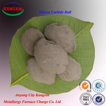 silicon carbide deoxidizer / ball / alloy