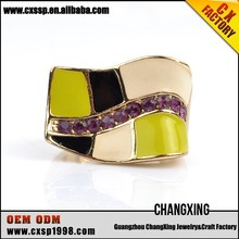New product Promotion new design rings silver jewelry