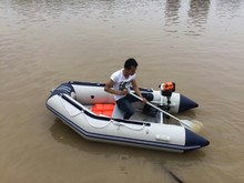 Halley 52cc 2-stroke best outboard engine for sale
