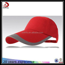 red long big brim sun visor washing baseball hats cap