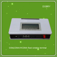 DOBRY Quad band GSM FWT B190 GSM GATEWAY / Fixed Wireless Terminal 1 year warranty