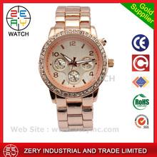 R0482 Marca relojes de aleación relojes para dama