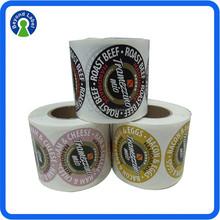 Fancy Customized Brand Label, Adhesive Brand Label Stickers,Plastic Brand Label Printer
