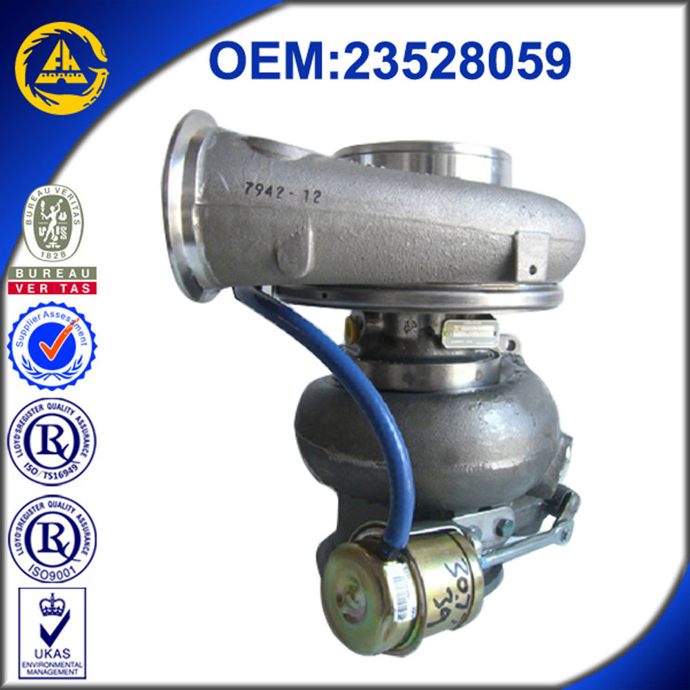Turbocharger Used For: Gta4202 23528059 Turbocharger Used For Detroit Diesel