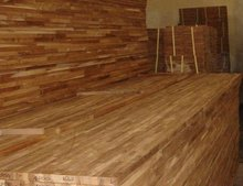 Rubber ,Acasia &Teak wood Finger jointed Laminated Board & Panel ,Flooring,Parque