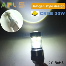 2 years warranty high quality 30W CR.EE chip 12V T20 7440 car led lamp