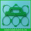 New design high quality plastic 6 pack beer can holder carrier