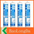 china fornecedor peachy qualidade silicone selante cartucho vazio