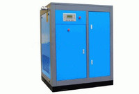 Hot selling 10bar 90kw auto reciprocating freezer cooling air compressor