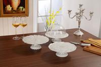 Deliacte home decoration kitchen ceramic fruit plate