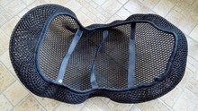 motorbike seat cover water and heat proof, hot sale in south asia and america
