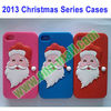 2013 Christmas Series Santa Claus Case for iPhone 5S & 5