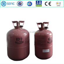 DOT AAA 4.1Kgs Low pressure Portable Helium Gas Cylinder