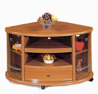 Antique Home Furniture Corner Tv Stands Wood Led Tv Table Design K28 Design