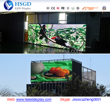 Shenzhen P8 outdoor full color LED display professional factory