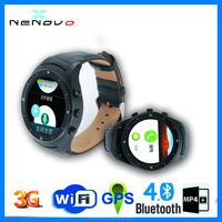 Smart Watch SIM+GPS+WiFi+BT All In One Waterproof Dustproof Android Smart Watch Mobile Phone