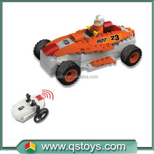 New products 2015 radio control model DIY toys assembled remote control car for kids