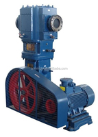 WLW oilness vertical reciprocating vacuum pump