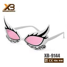 new design western carnival sunglasses
