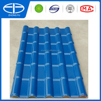 PVC corrugated plastic edge production line roof tile ASA PVC roof sheet
