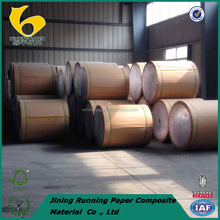 high glossy cast coated paper for shipping company