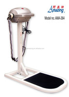 Body slimming exercise machine for 5 speed optional abdominal fat loss belt massager AMA-364