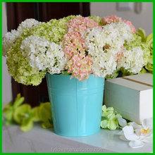 Quality professional hydrangea bush artificial flower