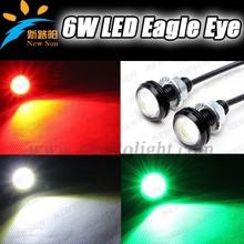 12 Volt Daytime Running Light 18mm 23mm Eagle Eye Led Waterproof Eagle Eye LED Daytime Running/ Brake Lamps/ Lights (DC 12V)