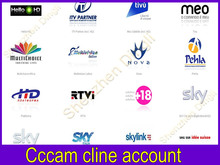 stable server cccam cline account for 1 year validity Viasat TV channal is work can experience a free trial for one day