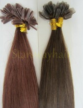 u tip i tip tape hair extensions brazilian virgin hair pre bonded hair