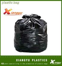 LDPE Black Heave Duty Plastic Garbage Bag /Bin Bag