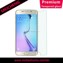 2.5D round edge Full Cover Tempered Glass For Samsung Galaxy S6 Edge screen protector