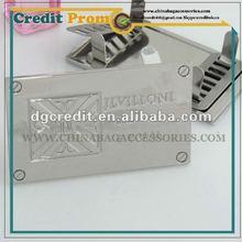 Zinc alloy luggage tags