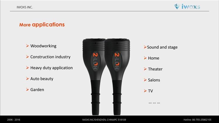 IWOXS 2016 новый запираемый провода питания вилку с UL SJTW CSA расширение провода питания шнуры кабели