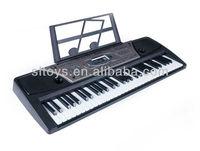61 keys cheap plastic toys MQ-810USB