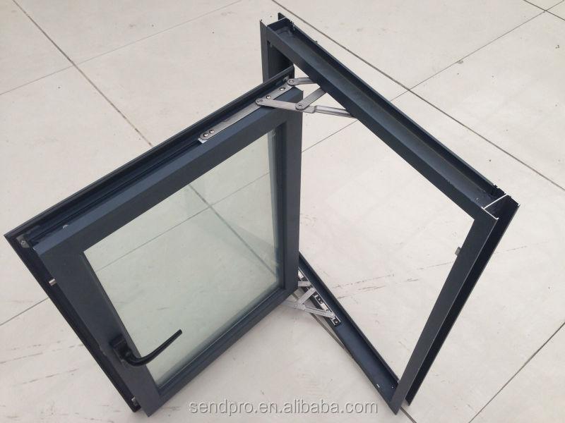 Guangzhou factory cheap aluminium double glazed windows for Cheap double glazing