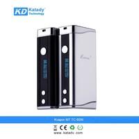 Kvapor M7 TC 60w e cig battery Temperature Control 60w Box Mod electronic cigarette manufacturer china