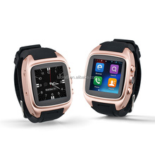 PU MTK6572, 1.3GHz Cortex A7 Memory 512MB Android 4.2.capacitive screen smart X01 smart bluetooth watch smartband wrist bracelet